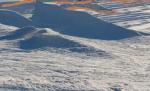 iced covered jupiter
