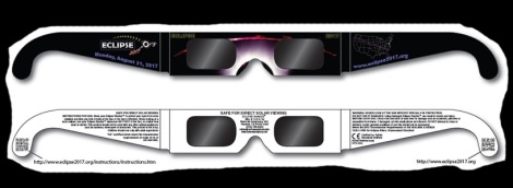 eclipse disposable glasses